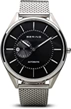 Bering Men's Analogue Automatic Watch with Stainless Steel Strap 16243-077