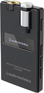 audio-technica ワイヤレスヘッドホンアンプ ブラック AT-PHA50BT BK