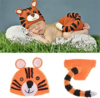 Newborn Baby Photography Prop Handmade Crochet Knitted Cute Outfits