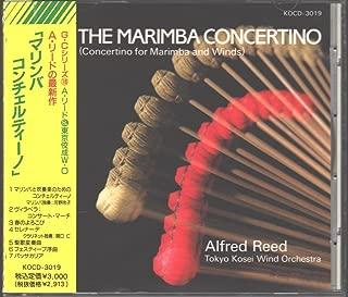 The Marimba Concertino (Concertino For Marimba & Winds)
