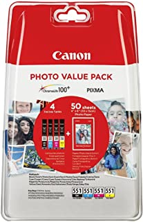 Best canon cli-551 Reviews