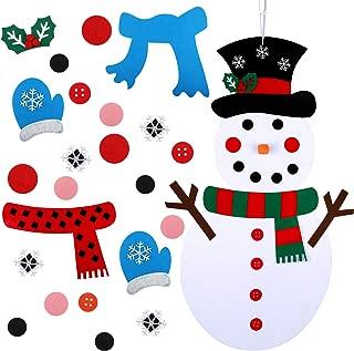 Best snowman ornament craft Reviews