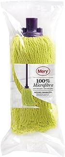 Mery 0440.01 - Fregona microfibras, color lima y morado