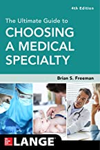 choosing a medical specialty book