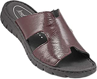071-1968 Josef Seibel Ladies Sandals Nappa Leather Bordo 40