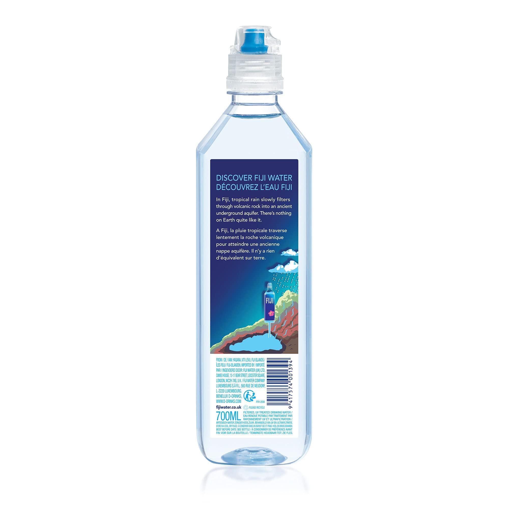 FIJI Water Sports Cap, 12x700 ml