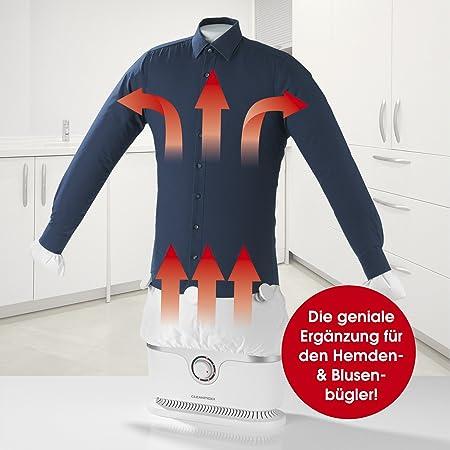 CLEANmaxx Accesorio para Pantalones para la Plancha de Camisas Compatible con Las Versiones Premium (Vapor) y estándar (sin Vapor)