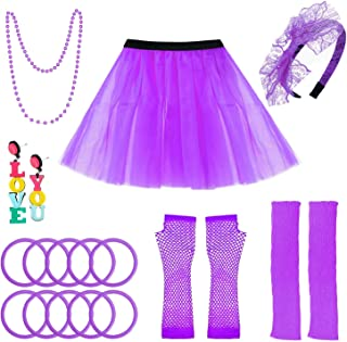 80s Accessories for Women, 80s Costumes for Women