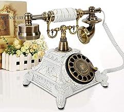 $85 » Sponsored Ad - TFCFL Vintage Telephone,European & Americain Style Telephone, Antique Rotary Dial Plate Antique Landline Ph...