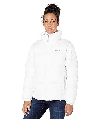 Columbia Puffecttm Jacket (White) Women
