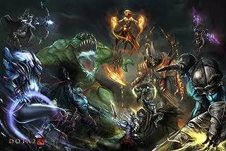 Best dota 2 heroes artwork Reviews