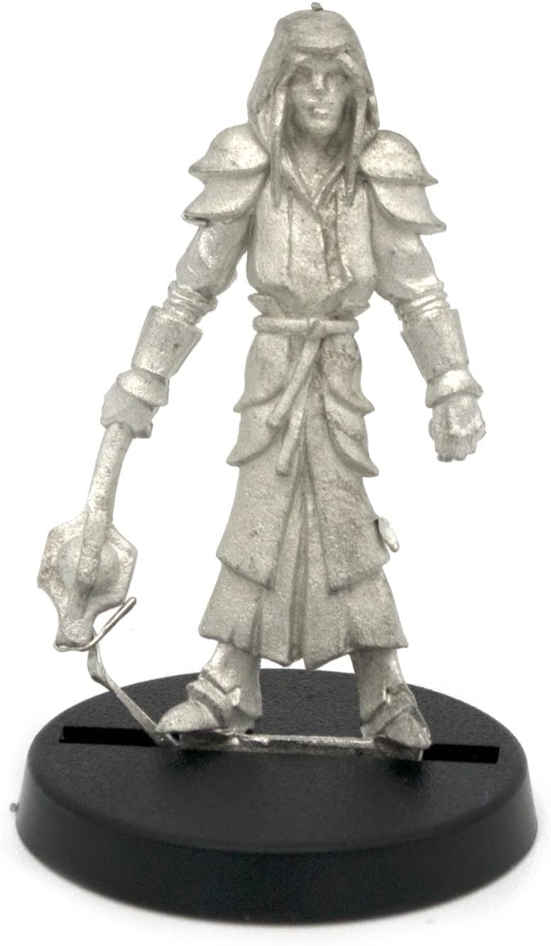 Stonehaven Elf Cleric Miniature Figure wholesale 28mm Top for Scale Table Philadelphia Mall