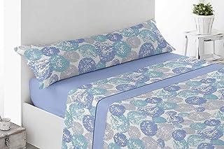 BENEDETTAHOME Juego de sábanas Estampadas coralina Invierno