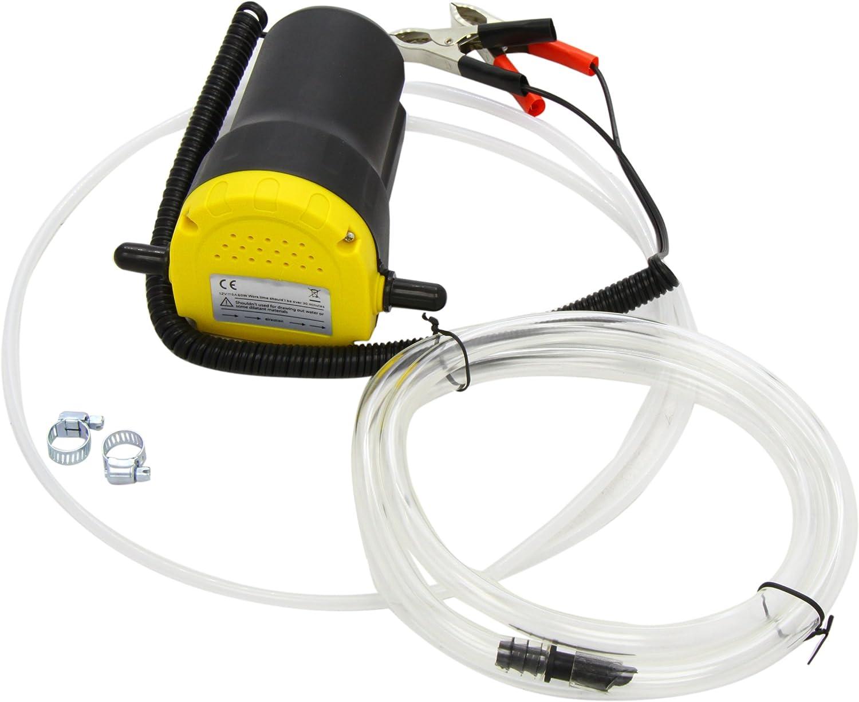 Extractor eléctrico de Aceite del Coche para Sacar el Aceite por Arriba. Oil Easy 30669