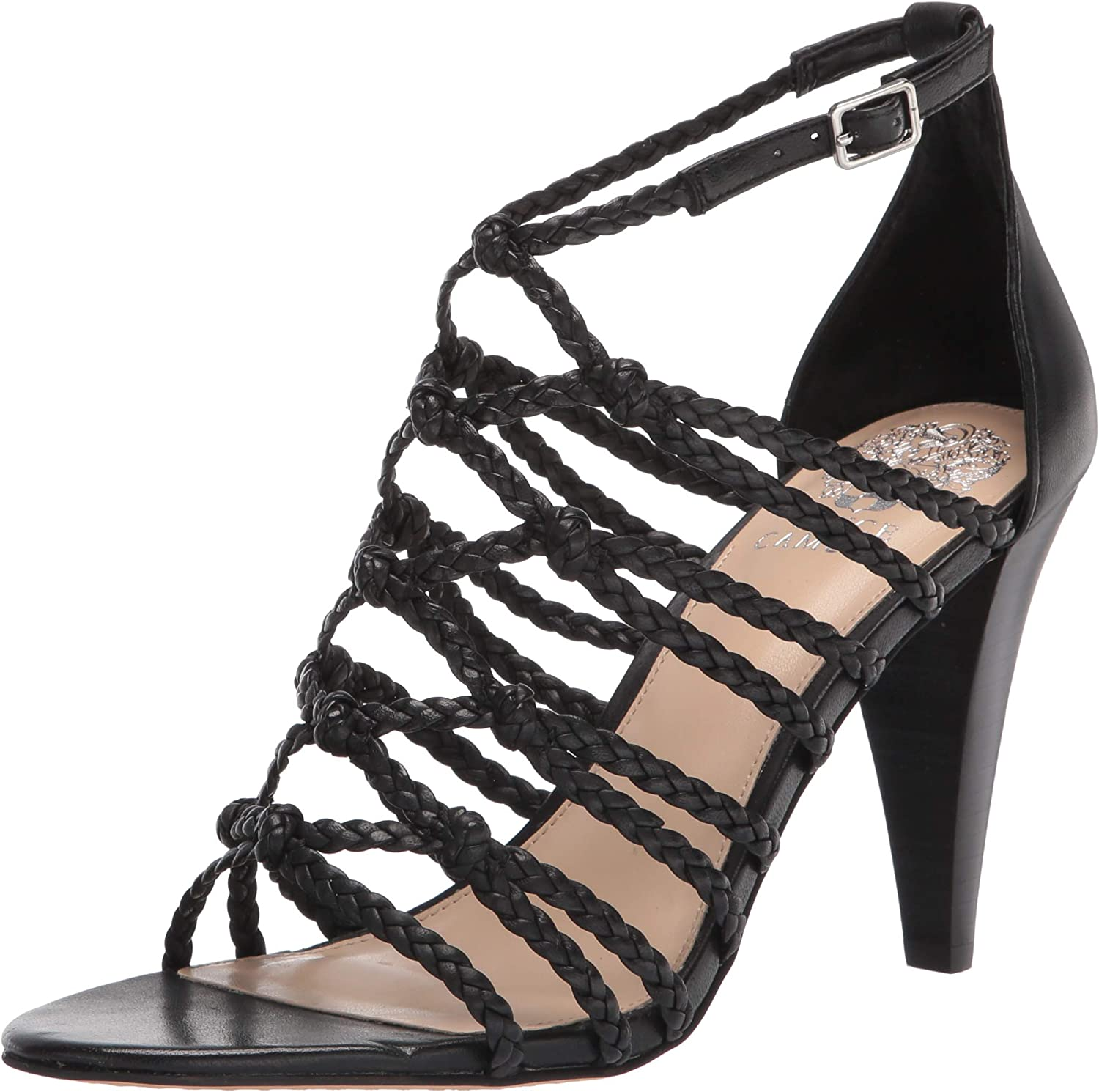 Vince Camuto Safety and trust Women's Sandal Amellis Year-end annual account Heeled