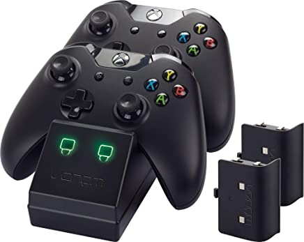 Venom Twin Rechargeable Battery Packs And Docking Station XBOX One