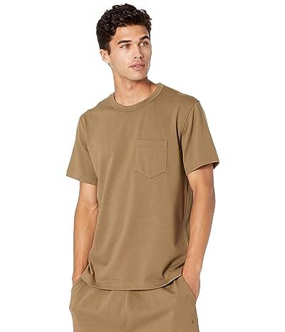 Alternative Heavyweight Recycled Cotton Pocket T-Shirt