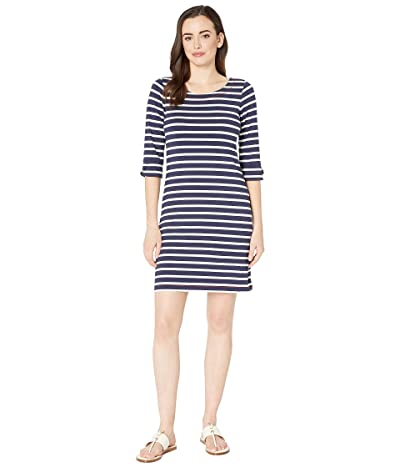 Hatley Lucy Dress (Classic Stripes Blue) Women