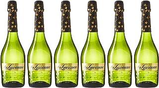 Don Luciano Brut - Vino Espumoso, Pack de 6 Botellas x 750