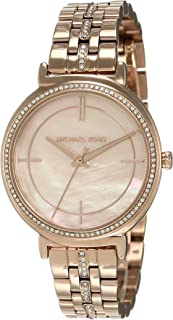 Michael Kors Women's Cinthia Rose Gold-Tone Watch MK3643