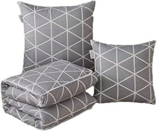 Trendcool Mantas Sofa. Manta Pequeña, Manta para Sofa 100x145 cm. Se transforma en cojín 40x40. Colchas y Mantas para Sofa Decorativas.