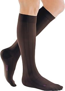 f28ccafbe5d23 Medi for Men Knee High Classic Socks - 30-40 mmHg Tall Brown VI Reg