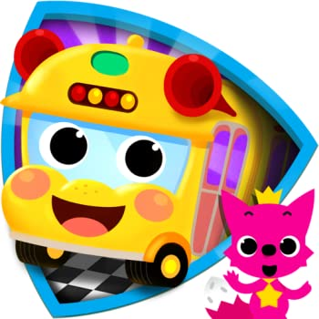 PINKFONG Car Town  Wheels on the bus and more!