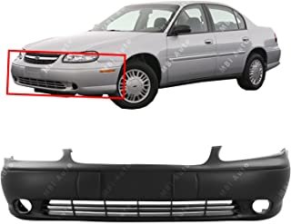 Best 2005 chevy malibu front bumper cover Reviews