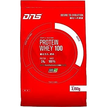 DNS/プロテインホエイ100/プレミアムチョコレート風味/3150g