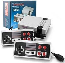 $25 » Sponsored Ad - Classic Retro Console, 8-bit AV Output NES Mini Video Game Console Built-in 620 Games with 2 Classic Contro...