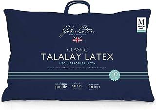 John Cotton Talalay Latex Pillow Talalay Latex Pillow, Medium
