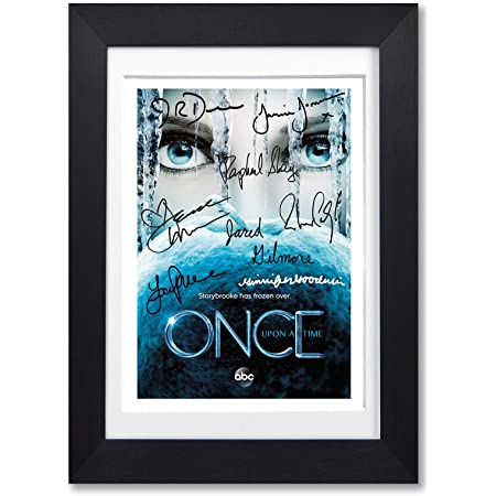 Once Upon A Time TV Series Large Poster Art Print