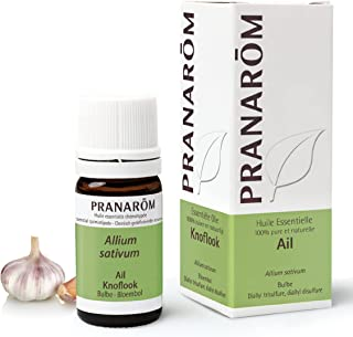 Pranarôm | Huile Essentielle Ail | Allium sativum | Bulbe | HECT | 5 ml