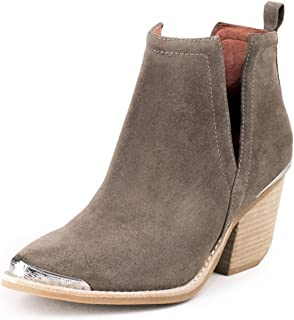 Jeffrey Campbell'Cromwell, Taupe Distressed Suede