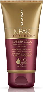Joico K-Pak Color Therapy Luster Lock - Instant Shine and Repair Treatment (4.7 Ounce)
