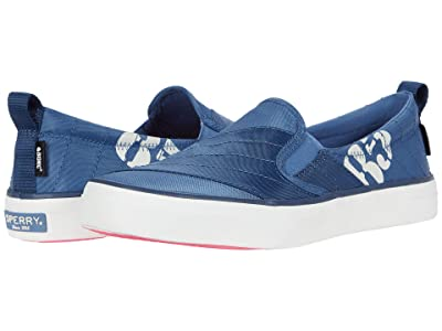 Sperry Crest Twin Gore Bionic (Navy) Women