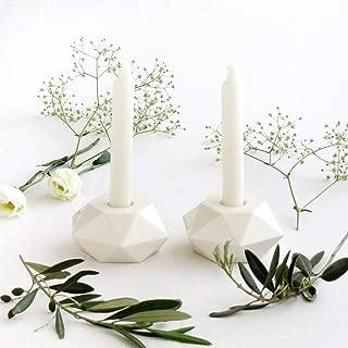 bat mitzvah candlesticks