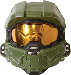 Disguise Men's Master Chief Adult 1/2 Mask