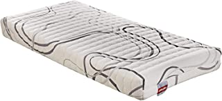 PIKOLIN – Colchón POLE (Látex 100 % - Compatible con somieres articulados / Latex 100 % Mattress - Compatible with articulated bed bases) 140x190 cm