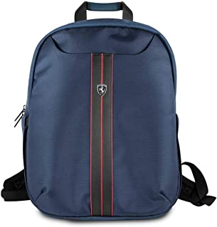 Ferrari Urban Collection Backpack 15- Navy