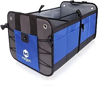 Large Car Trunk Boot Organizer Organiser Tidy Bag, Heavy Duty, Waterproof, Tools Carry Bag Box, Car Trunk Storage, Car Boot Storage, Car Boot Tidy Organiser For Alfa Romeo MITSUBISHI Shogun Pinin