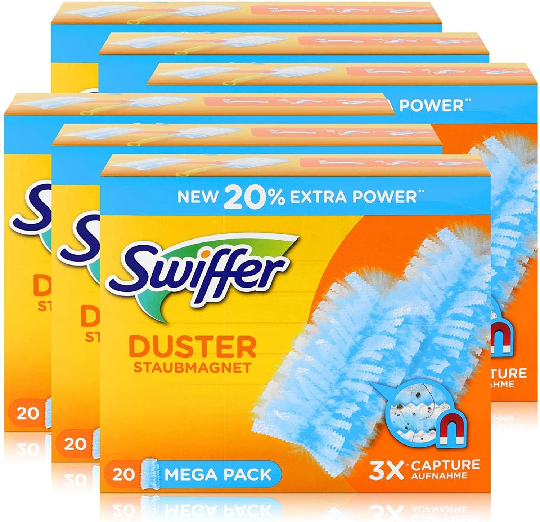 Swiffer Staubmagnet Nachfüller (20 Tücher) (6er Pack) B01ET7EKM8 B01ET7EKM8 B01ET7EKM8 8bb756