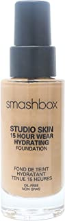 Smashbox Smashbox Studio Skin 15 Hour Wear Hydrating Foundation, 2.4, 1 Fluid Ounce, 0.8 Fluid Ounce