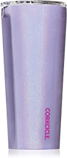 Corkcicle Tumbler - Classic Collection - Triple Insulated Stainless Steel Travel Mug, Sparkle Pixie Dust, 24 oz