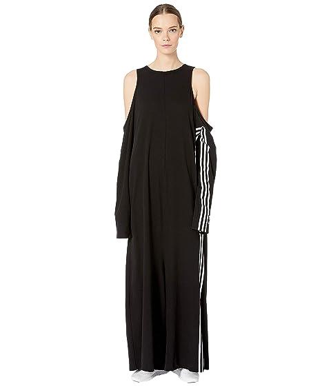 adidas Y-3 by Yohji Yamamoto Crepe Jersey Jumpsuit