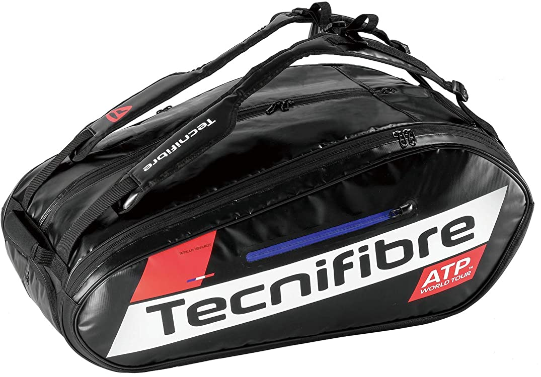欠陥有名ハシーテクニファイバー(Tecnifibre) テニス用 バッグ エーティーピー エンデュランス 15R (ラケット15本収容可) TFB079