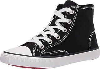 Unisex-Child Canvas Lace Up Sneaker