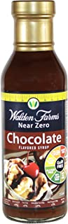Walden Farms, Chocolate Syrup, Fat Free, 12 oz