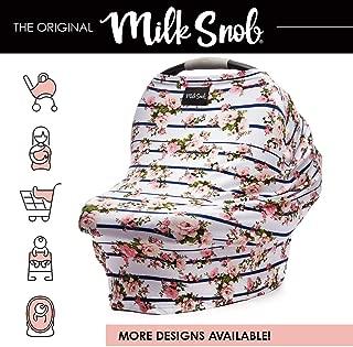 Milk Snob Cover Hampton Rose