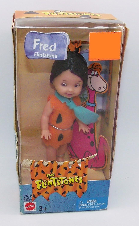 Max 68% OFF Barbie The Flintstones Kelly Doll Fred 2003 TOMMY Chicago Mall Flintstone